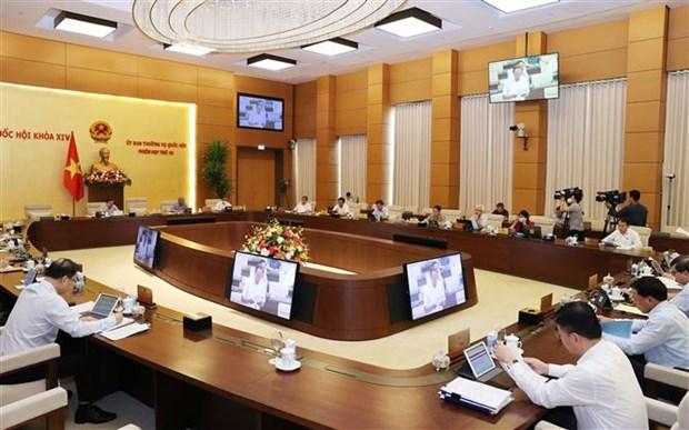 越南国会常委会向2020年反腐工作报告提出意见和建议 hinh anh 1
