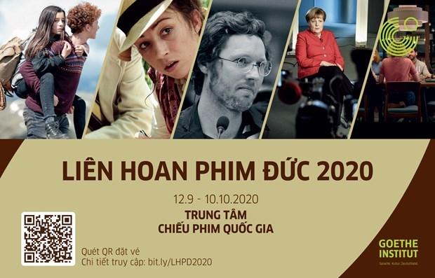 2020年越南德国电影节将播放8部德国优秀电影 hinh anh 1