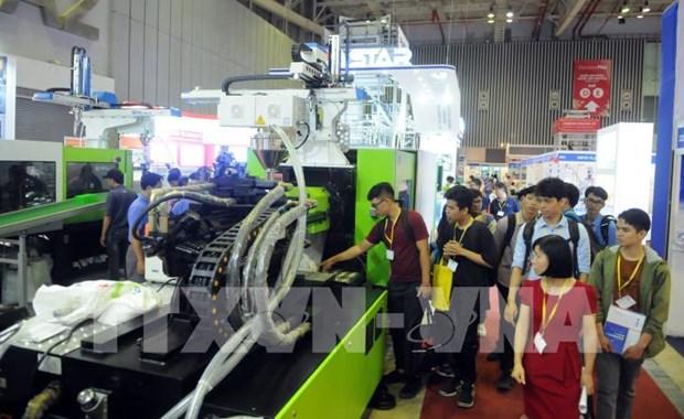 越南国际加工制造业与辅助工业展将于12月举行 hinh anh 2