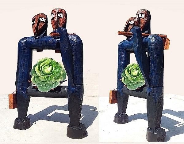 2020年河内-西贡雕刻展将于9月18日至10月18日在河内举行 hinh anh 1