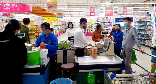 今年前8月永福省居民消费价格指数创下5年来新高 hinh anh 1