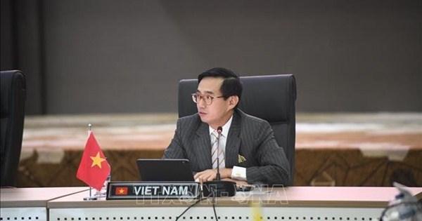 2020东盟主席年:东盟与联合国核查合作活动 hinh anh 2