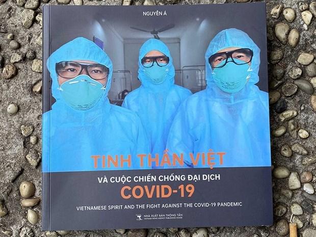 摄影师阮亚新冠疫情阻击战中有趣的创作过程 hinh anh 1