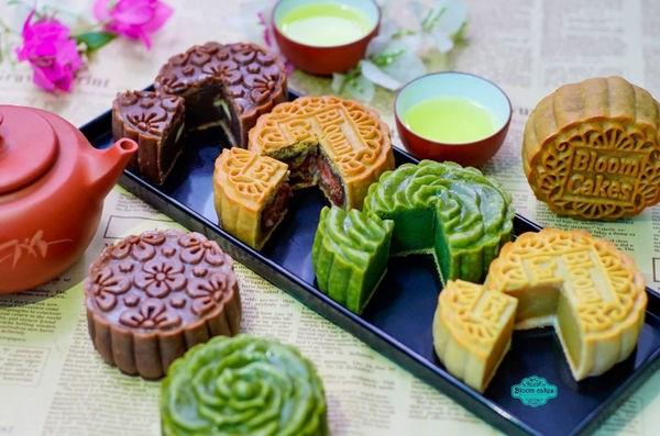 越南特色月饼走出国门 征服食客的味蕾 hinh anh 2