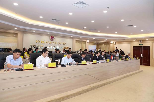 越南与新加坡促进投资营商活动 hinh anh 2