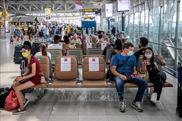 泰国100多天来首次报告新冠肺炎死亡病例 hinh anh 1