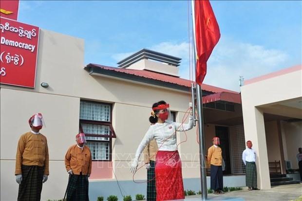 缅甸全国大选将于11月8日如期举行 hinh anh 1