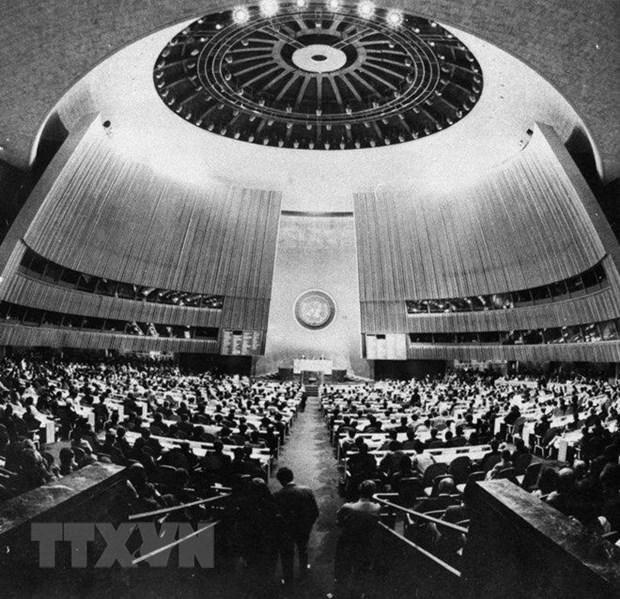 阮春福以提交讲话录像的方式参与第75届联大一般性辩论和系列高级别会议 hinh anh 2