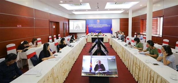 ASEAN 2020:社会福利与发展论坛召开 hinh anh 2
