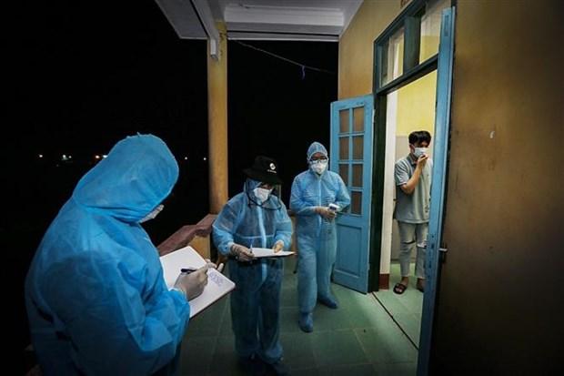 新冠肺炎疫情:全国无新增病例 hinh anh 1