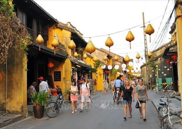 """越南旅游:会安市努力发挥旅游业的""""火车头""""引领作用 hinh anh 2"""