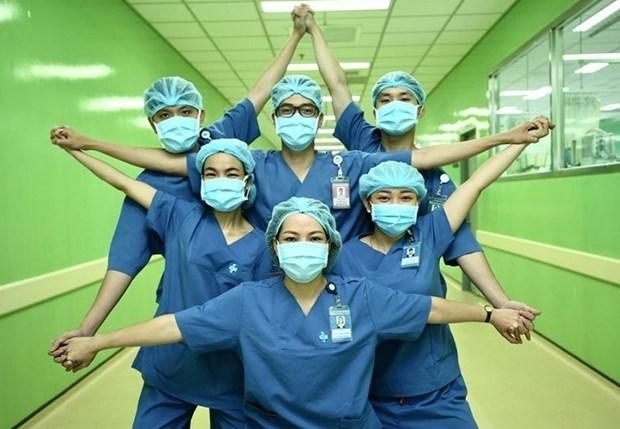 美国媒体高度评价越南在新冠肺炎疫情防控阻击战中社会团结的力量 hinh anh 1