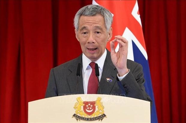 联合国大会第75届会议:新加坡呼吁促进多边体制改革的合作 hinh anh 1