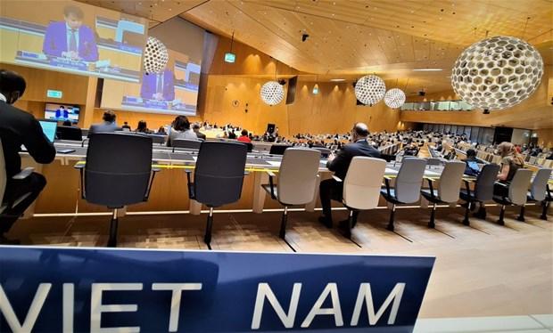 越南出席世界知识产权组织(WIPO)成员国大会第61届系列会议 hinh anh 2