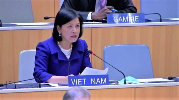 越南出席世界知识产权组织(WIPO)成员国大会第61届系列会议 hinh anh 1