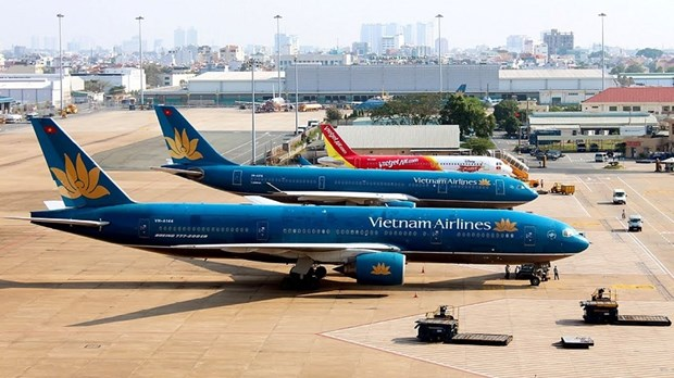 越南各家航空公司重新开放多条境内外航线 hinh anh 2