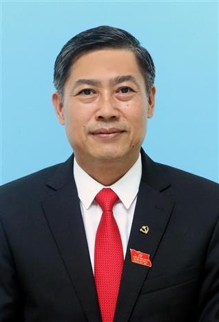 面向越共十三大:阮友东同志再次当选2020-2025年任期山罗省省委书记 hinh anh 2