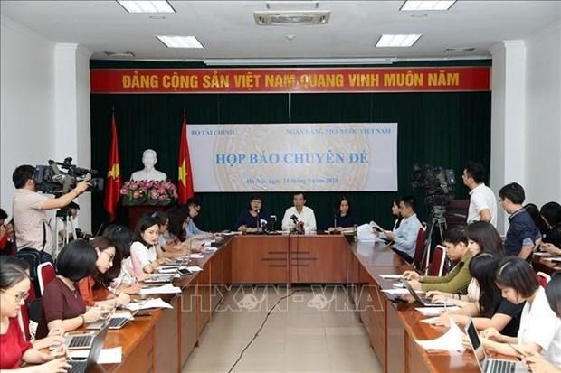 第六届东盟财政部长和中央银行行长会议将于10月初以视频方式举行 hinh anh 1
