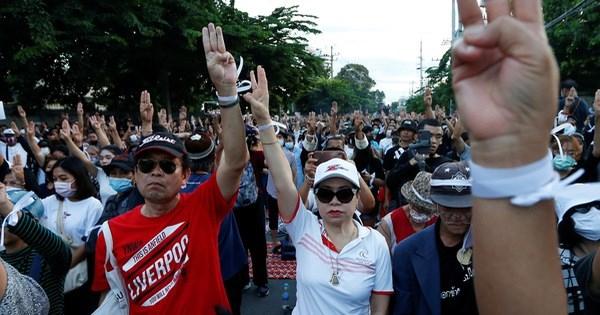 泰国国会表决通过延后修宪决定 hinh anh 1