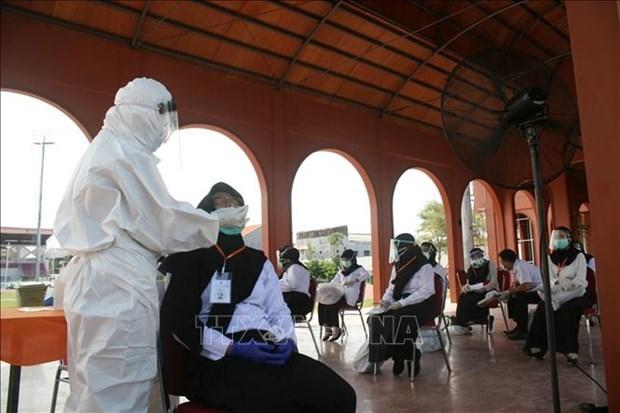 新冠肺炎疫情:缅甸隔离区正在超负荷运转 印尼24日内新增病例创单日新高 hinh anh 1