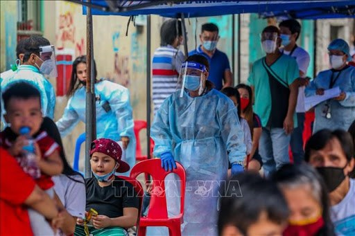 新冠肺炎疫情:缅甸隔离区正在超负荷运转 印尼24日内新增病例创单日新高 hinh anh 2