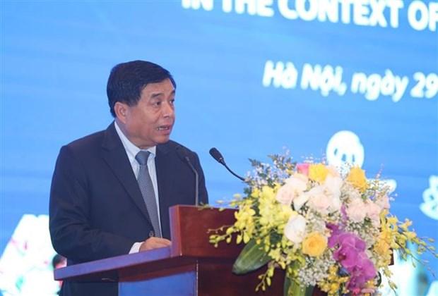 2020年第三届越南革新与发展论坛正式开幕 hinh anh 2