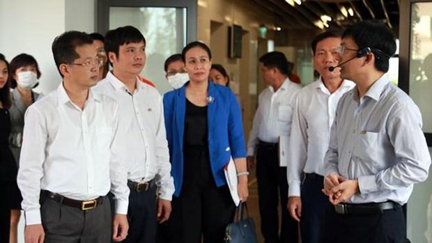 岘港市与FPT集团促进政府数字化转型的合作 hinh anh 1