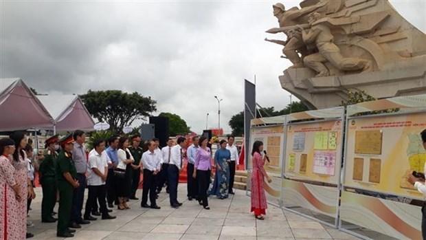 """""""1954-1975年阶段平福抗战建国""""历史文档文献展开展 hinh anh 2"""
