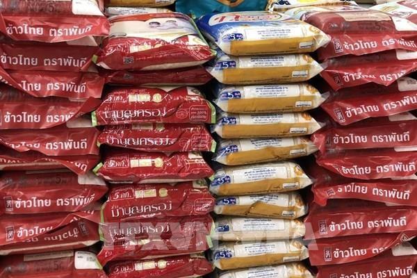 泰国大力推进对欧盟的大米出口 hinh anh 1
