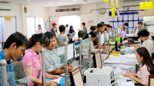 今年9月份,全国新设企业数量下降逾23% hinh anh 1