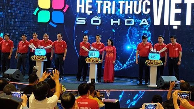越南通过人道主义数字平台汇聚百万颗爱心 hinh anh 1