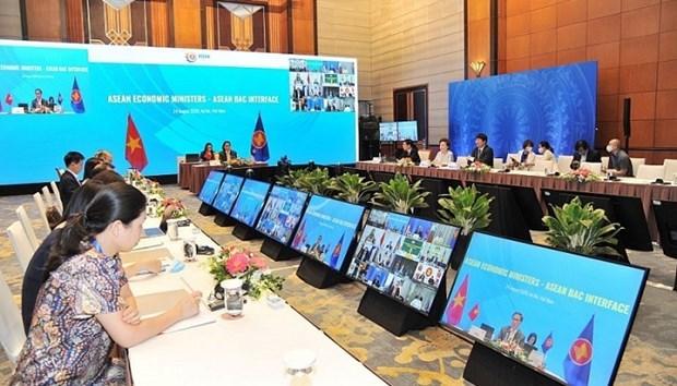东盟努力建设包容性产业生态系统 hinh anh 1