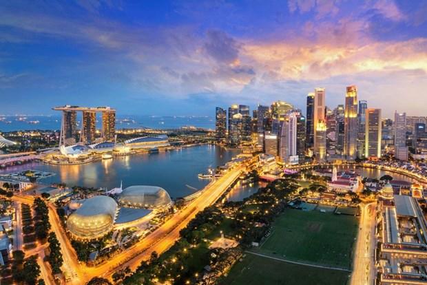 新加坡第三季度私宅价格指数小幅上涨 hinh anh 1