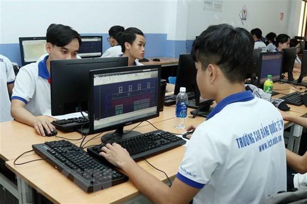 韩国援助东盟各国开展技术培训和教育工作 hinh anh 2