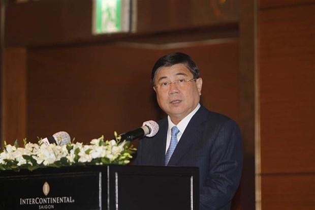 胡志明市与美国促进合作 将胡志明市建成区域医疗中心 hinh anh 2