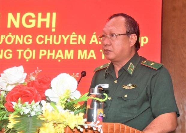 越南成功侦破一起特大跨国海上走私贩毒案 hinh anh 1