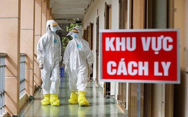 越南连续第31天无新增本地新冠肺炎确诊病例 hinh anh 1