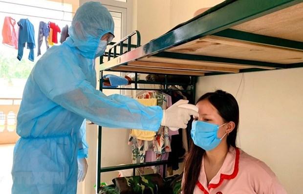越南卫生部发布关于加强新冠肺炎疫情防控措施的指示 hinh anh 2