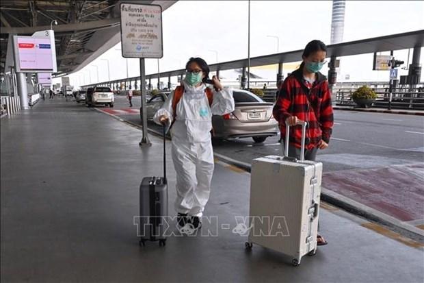泰国允许劳动合同到期的外籍劳工继续留在该国工作 hinh anh 1