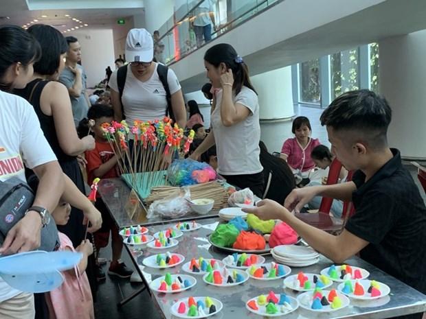 越南民族学博物馆——保存和复原传统价值的地方 hinh anh 1