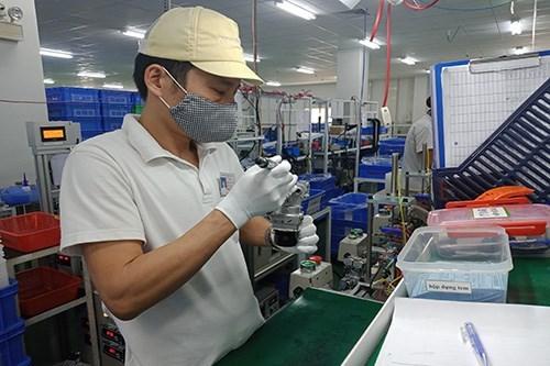 今年前9月北宁省出口金额增长6.8% hinh anh 1