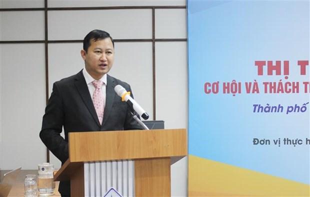 新加坡——越南中小企业走向世界的桥梁 hinh anh 2