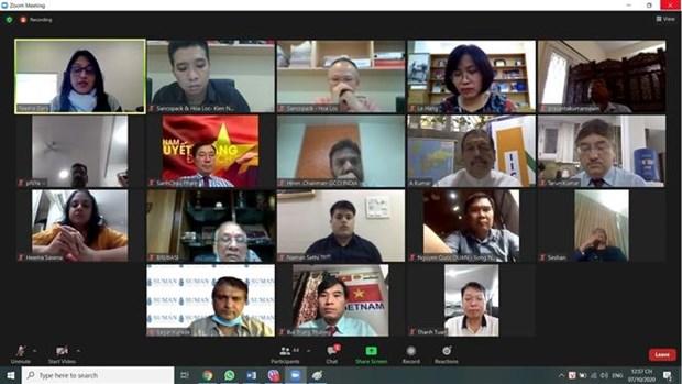 越南与印度农产品出口合作潜力巨大 hinh anh 1