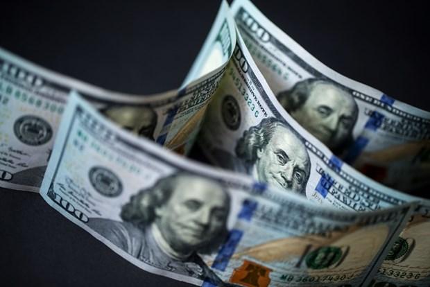 10月9日越盾对美元汇率中间价上调5越盾 hinh anh 1