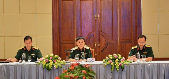 2020东盟轮值主席国为成功召开剩下的军事国防会议做好准备 hinh anh 1