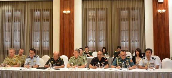 2020东盟轮值主席国为成功召开剩下的军事国防会议做好准备 hinh anh 2