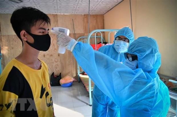 越南连续37天无新增本地新冠肺炎确诊病例 hinh anh 1