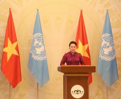 越南在联合国肯定自己的责任和建设性作用 hinh anh 3