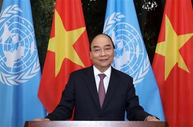 越南在联合国肯定自己的责任和建设性作用 hinh anh 2