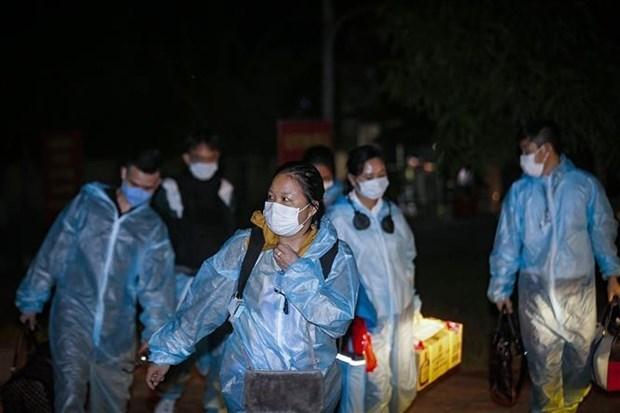 越南连续39天无新增本地新冠肺炎确诊病例 治愈出院病例共1024例 hinh anh 2